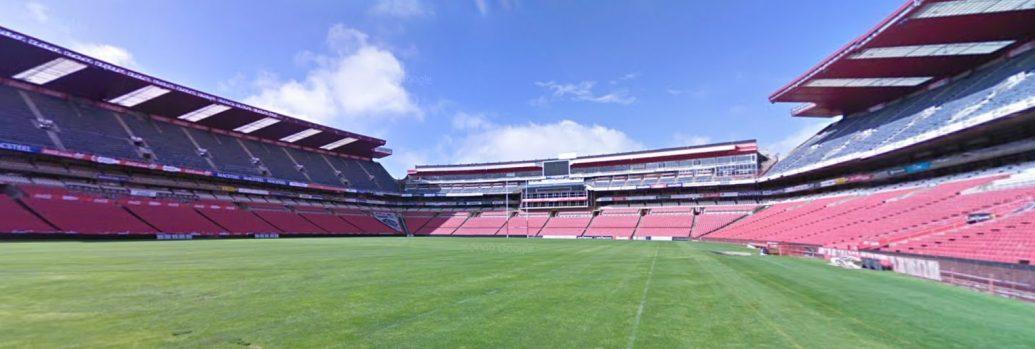 Ellis Park Stadium di Johannesburg