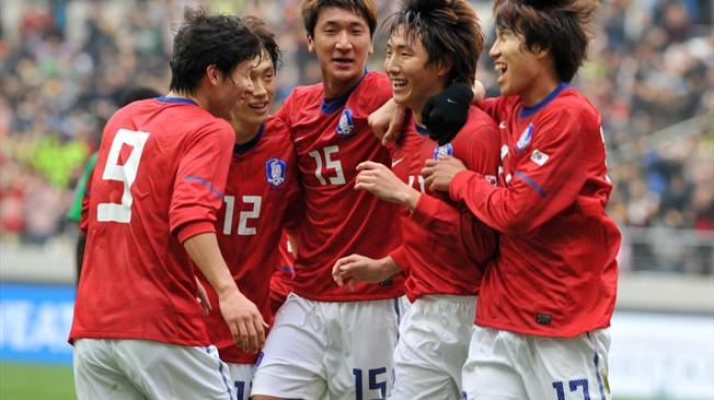 Sud Corea Nazionale