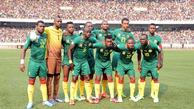 Nazionale Camerun