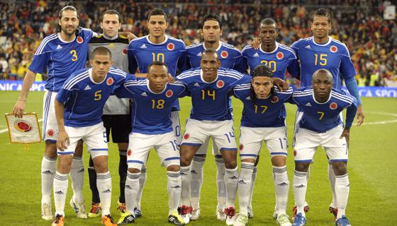 Nazionale colombiana