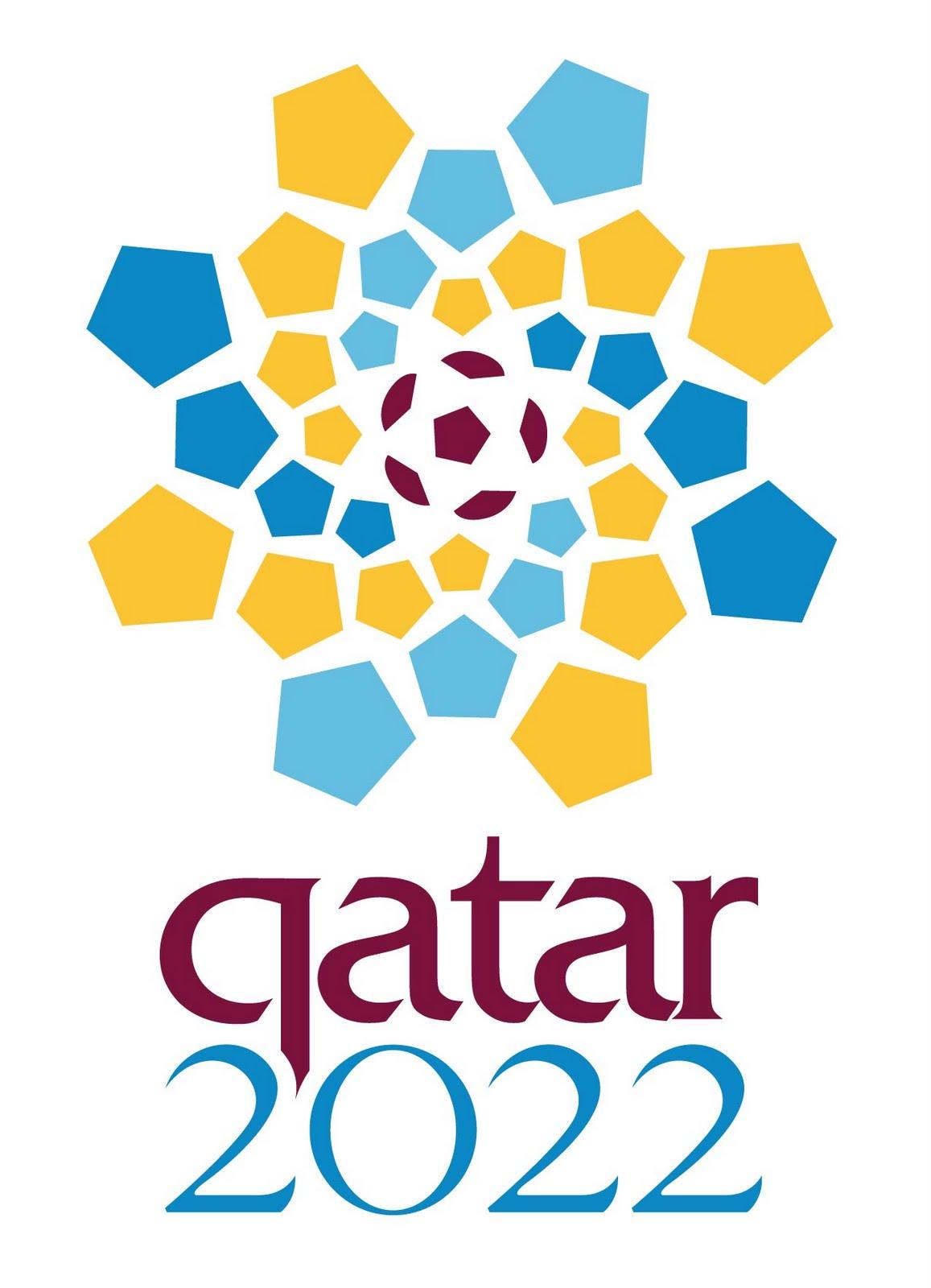 Qatar 2022 logo
