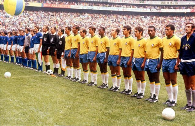 Finale Mexico 1970