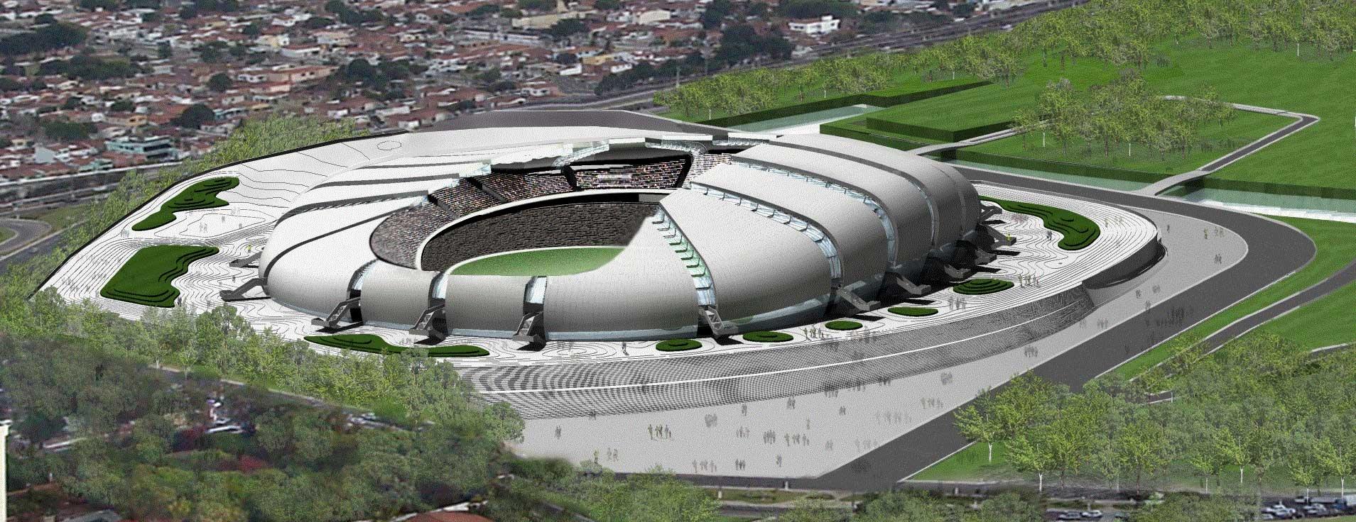 stadio Natal arenas das dunas