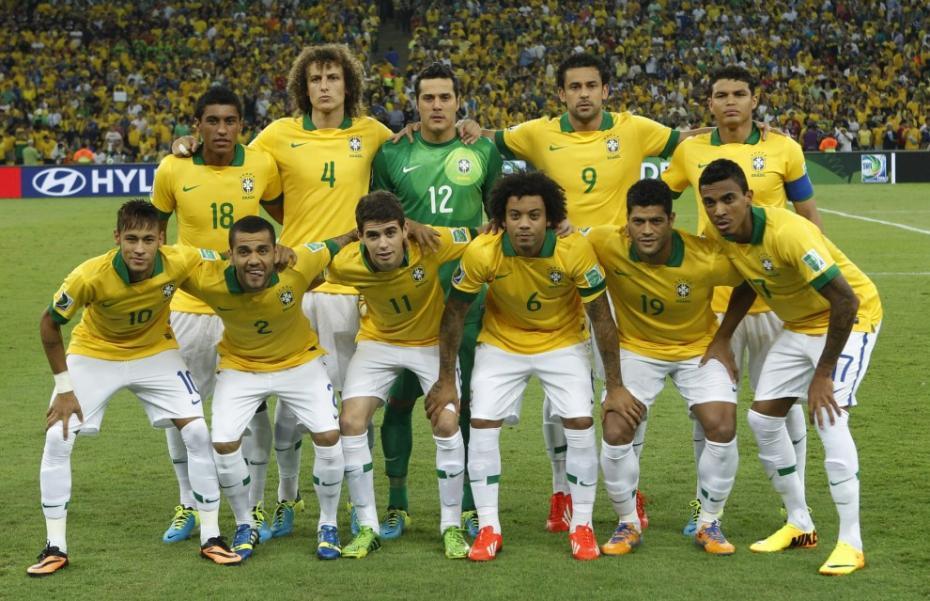 Formazione brasile