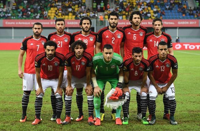 Team Egitto 2018