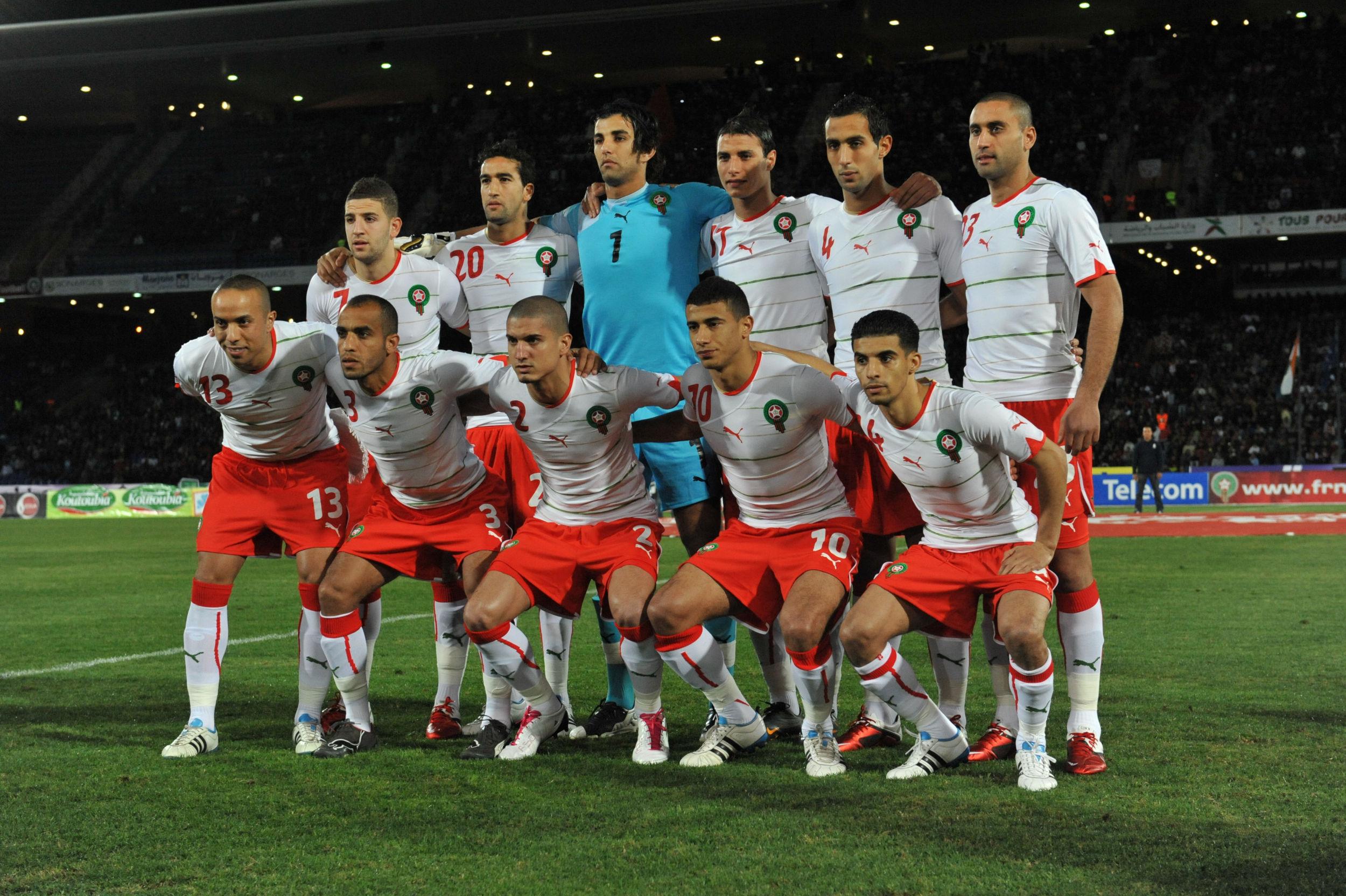 Convocati Marocco 2018