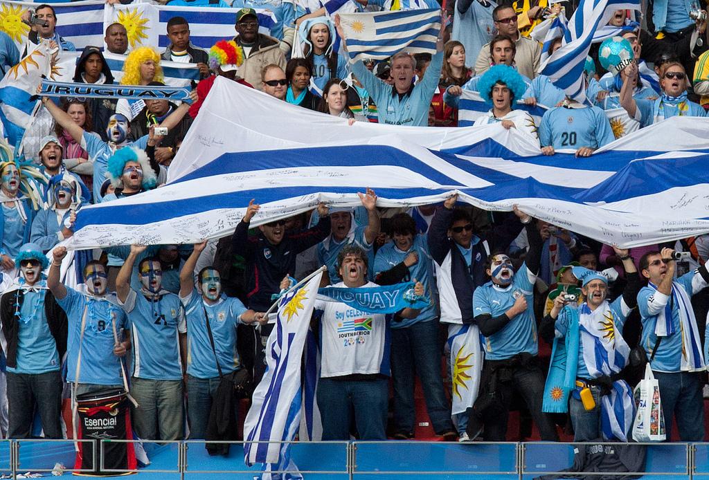 Fan dell'Uruguay