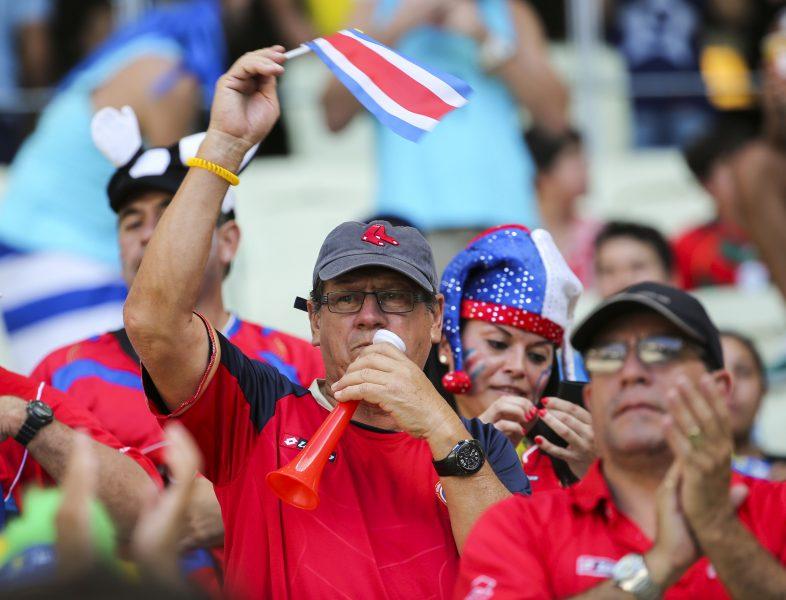 Fan della Costa Rica