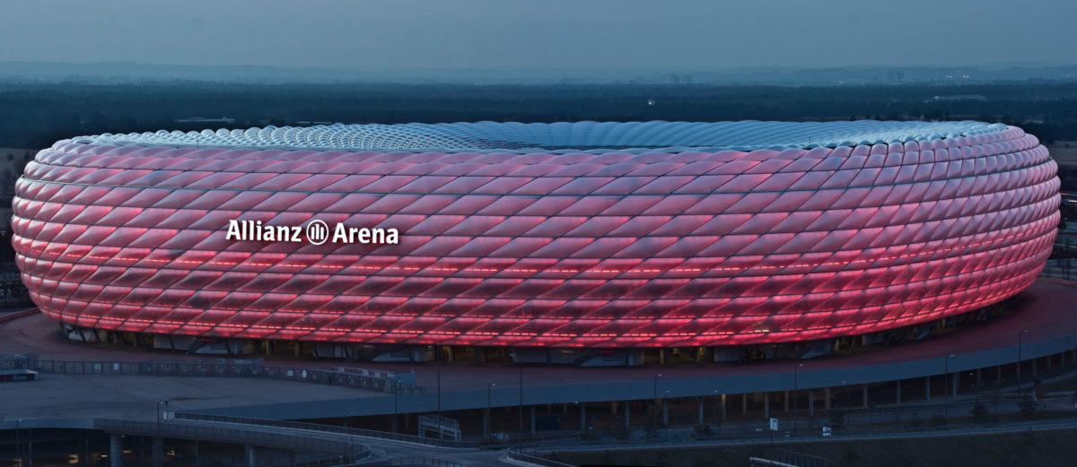 Allianz Arena di Monaco